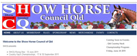 Show Horse Council of Qld